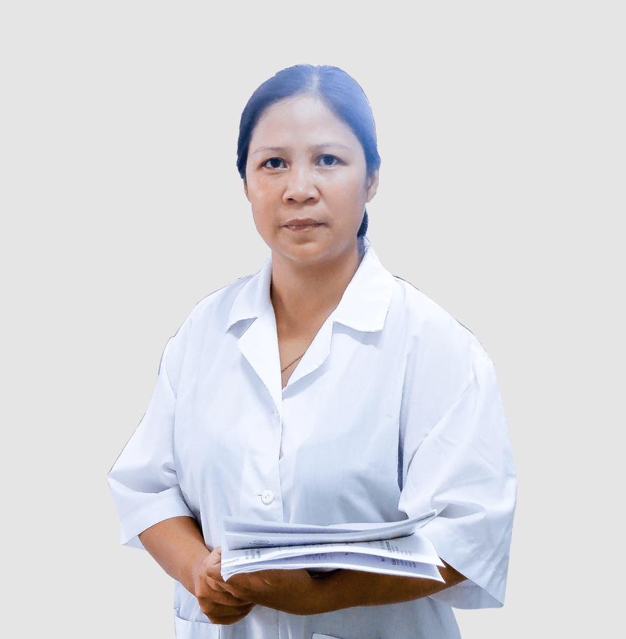 nhà khoa học Nguyễn Thị Nguyệt, Viện công nghệ sinh học,