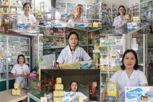 Nhà thuốc phân phối sản phẩm Y Tế Dược Bạch Mai