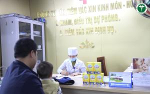 Sản phẩm của Y tế dược Bạch Mai có mặt tại phòng khám đa khoa Bảo An