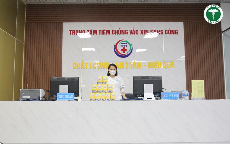 Cơ sở uy tín phân phối sản phẩm Y Tế Dược Bạch Mai