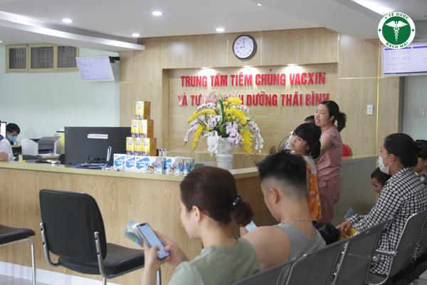 Trung tâm tiêm chủng và tư vấn dinh dưỡng Thái Bình