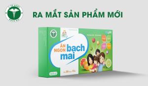 Thông báo ra mắt sản phẩm mới Ăn ngon Bach Mai