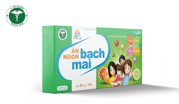 Ăn ngon BachMai