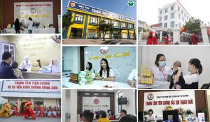 Danh sách trung tâm tiêm chủng và tư vấn dinh dưỡng phân phối sản phẩm Y Tế Dược Bạch Mai